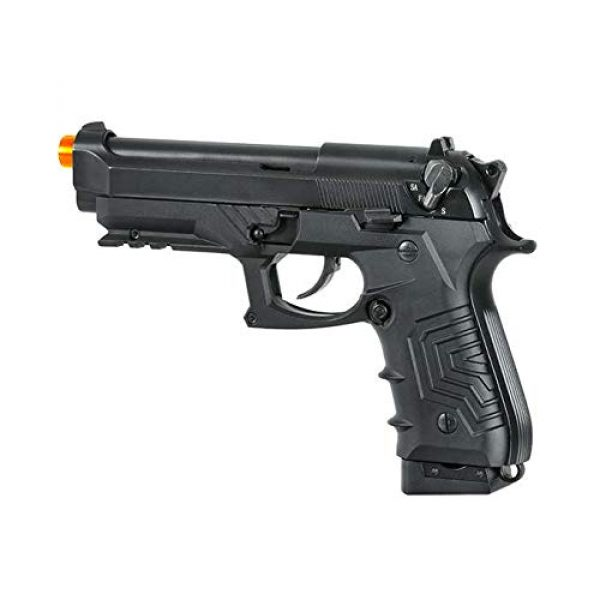 HFC Airsoft Pistol 6 HFC Full Metal HGA173 Fully Automatic Gas Airsoft Pistol
