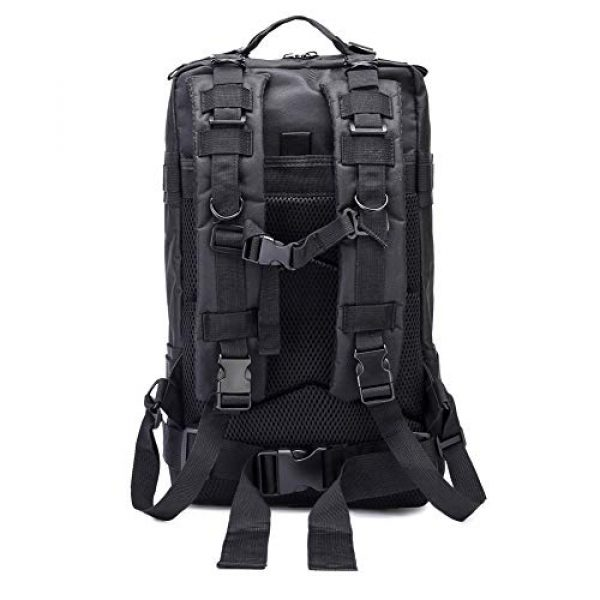 SZYT Tactical Backpack 3 SZYT Military Tactical Backpack Daypack Bag for Hiking Camping Outdoor Sport