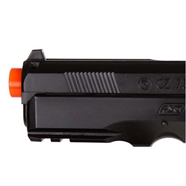 ASG Airsoft Pistol 5 ASG CZ 75 D Compact Spring Airsoft Pistol