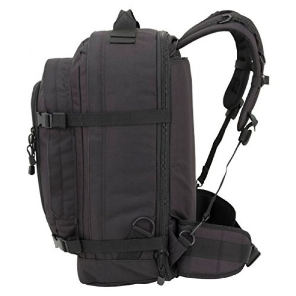 Mercury Tactical Gear Tactical Backpack 4 Mercury Tactical Gear Blaze Bugout Bag with Hydration Pack