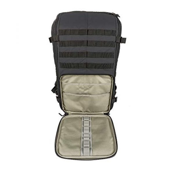 5.11 Tactical Backpack 5 5.11 Tactical Range Master Firearm & Shooting Gear Backpack 4-Piece Set, 33L, Style 56496