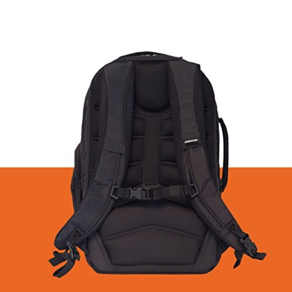 American Rebel Inc. Tactical Backpack 2 Tactical Concealed Carry Durable Backpack - Medium Freedom Bag for Every Day Use - American Rebel Inc.
