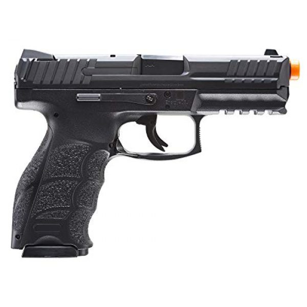 Elite Force Airsoft Pistol 2 HK Heckler & Koch VP9 6mm BB Pistol Airsoft Gun, Standard