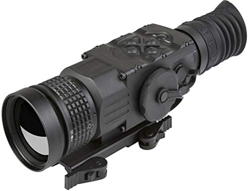 AGM Global Vision Rifle Scope 1 AGM 3093555006PY51 Model Python TS50-640 Medium Range Thermal Imaging Rifle Scope, 640x512 (60Hz) Resolution, 50mm Lens, 2X Optical Magnification, Field of View 14.8x11.8, Waterproof