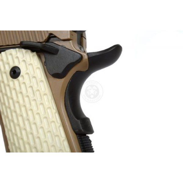 KWA Airsoft Pistol 6 KWA 1911 MK II PTP 6mm 21rd Dark Earth Airsoft Gun (101-00322)