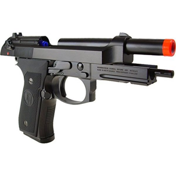 KJW Airsoft Pistol 5 KJW m9 tactical ptp airsoft gas blowback - special government edition(Airsoft Gun)