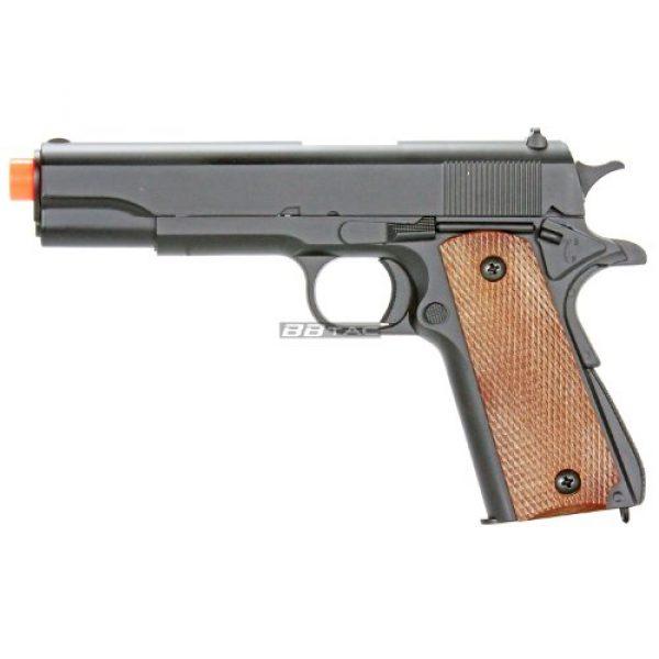BBTac Airsoft Pistol 1 bbtac m21 airsoft 260 fps metal spring pistol with working hammer and saftey grip(Airsoft Gun)