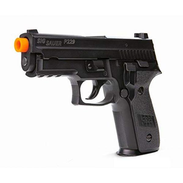Sig Sauer Airsoft Pistol 2 Sig Sauer ProForce P229 Green Gas Airsoft Pistol