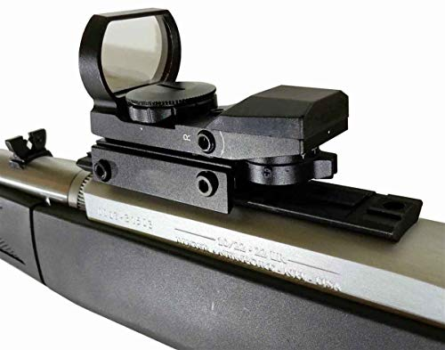 TRINITY Rifle Scope 2 Trinity Ruger 10 22 Replacement Sight and Rail Mount kit
