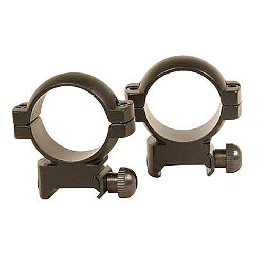 Simmons Rifle Scope Ring 1 Simmons 49175 Aluminum Scope Rings 30mm High-Matte