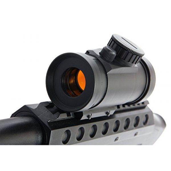 BestSeller989 Airsoft Gun Scope 3 BestSeller989 New Double Eagle GS11 Airsoft Gun Quick AIM Electric RED Cross Scope Dot