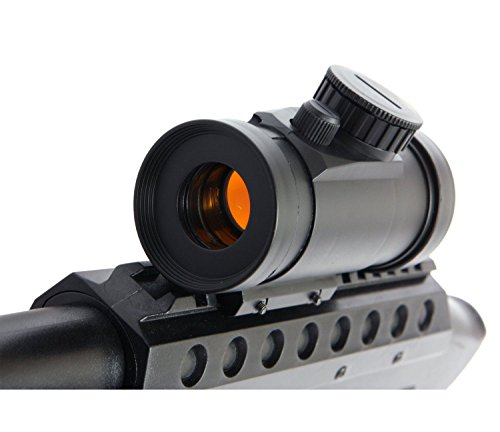 BestSeller989  3 BestSeller989 New Double Eagle GS11 Airsoft Gun Quick AIM Electric RED Cross Scope Dot