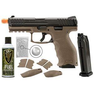 Wearable4U Airsoft Pistol 1 Wearable4U Umarex H&K VP9 Tactical GBB(VFC) Airsoft Pistol GBB Air Soft Gun Bundle