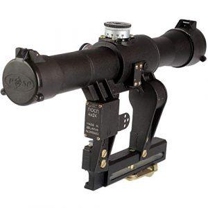 BelOMO Rifle Scope 3 BelOMO POSP 4x24 V (B). Optical Rifle Scope. Russian Side Mount. 400m Rangefinder. 1 MOA. Combloc