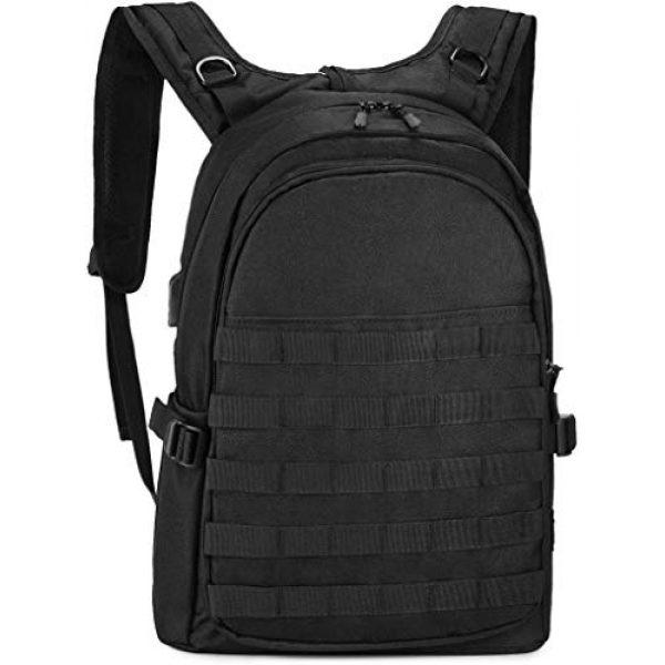Huntvp Tactical Backpack 1 Huntvp PUBG Backpack Tactical Backpack Laptop Military College Bag Level 3