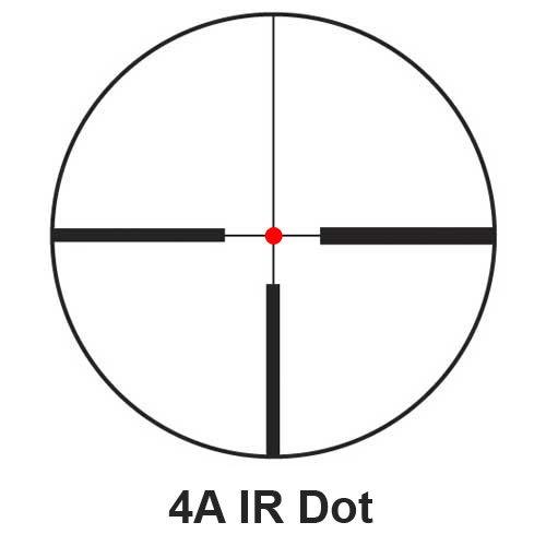 BARSKA Rifle Scope 4 BARSKA 3-12x50 IR Euro-30 Pro Riflescope