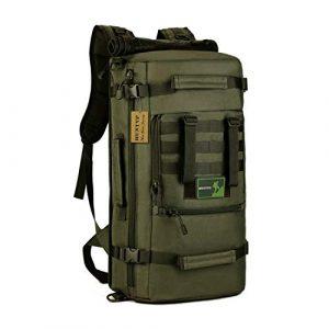 Huntvp Tactical Backpack 1 Huntvp 50L 3 Way Tactical Military MOLLE Assault Backpack Modular WR Bag