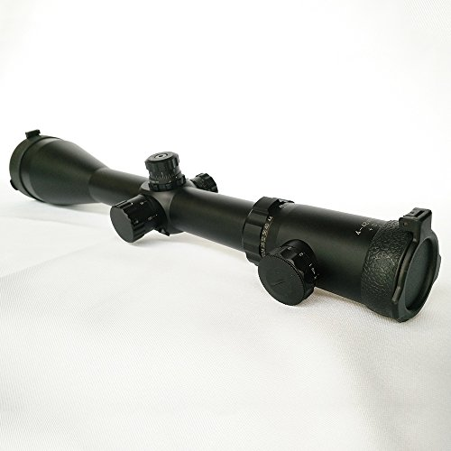 SECOZOOM Rifle Scope 3 SECOZOOM 2015 New 50 Bmg. 4-48x65 Side Focus Optical Sight for The Sniper Rifle Long Range Sniper Scope