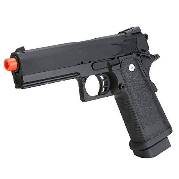 BULLDOG AIRSOFT Airsoft Pistol 2 SRC Hi-Capa 5.1 Gas Airsoft Pistol [Airsoft Blowback]
