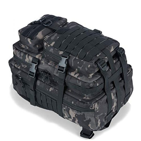 REEBOW GEAR Tactical Backpack 4 REEBOW GEAR Military Tactical Backpack Small Assault Pack Army Molle Bag Backpacks