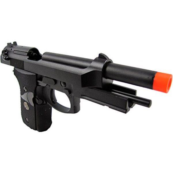 WE Airsoft Pistol 3 WE meu m92 gas/co2 blowback full metal - black(Airsoft Gun)
