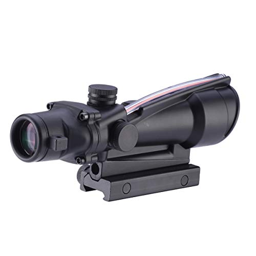 LooDen Rifle Scope 2 LooDen 5x35 Optical Rifle Scope