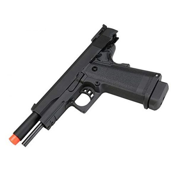 SRC Airsoft Pistol 3 SRC HI-CAPA 5.1 Gas Airsoft Pistol