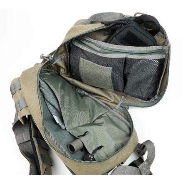 Magforce International Tactical Backpack 4 Magforce Shoulder Tactical Men Sling Pack EDC Quiver Jr. 0434KF