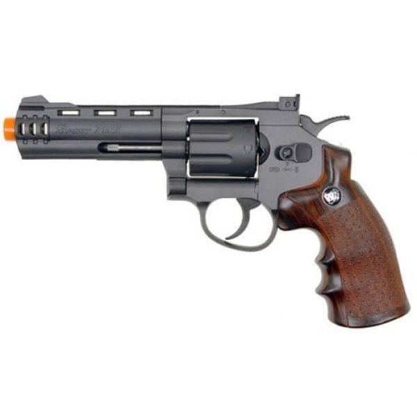WinGun Airsoft Pistol 3 WG co2 powered air soft non blowback revolver airsoft pistol 4 barrel gun(Airsoft Gun)