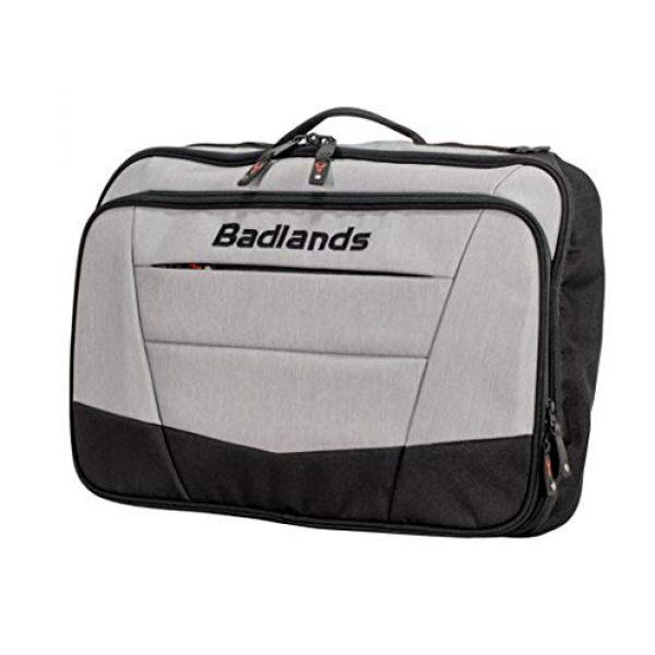 Badlands Tactical Backpack 1 Badlands Commander Laptop Pack - Padded Laptop Backpack