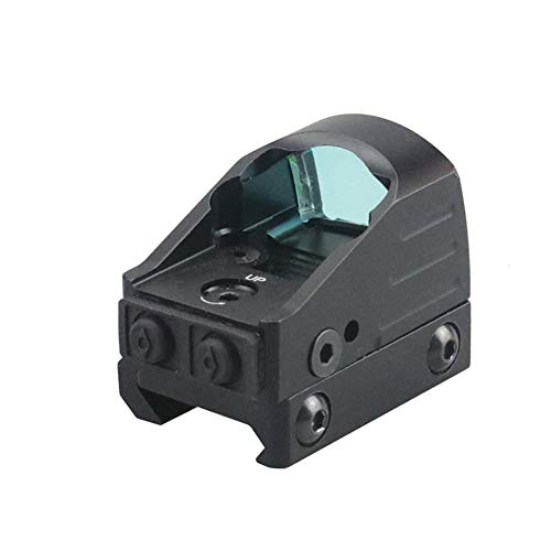 DJym Rifle Scope 6 DJym Open Red Dot Sight, RMR Style, Suitable for Most Products