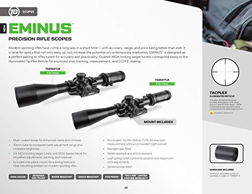 TRUGLO Rifle Scope 2 TRUGLO EMINUS Precision Rifle Scope