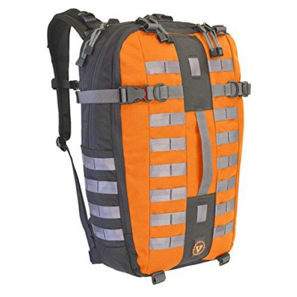 Venture Luggage Tactical Backpack 1 Venture Luggage Digitech 20 Modular Laptop Backpack