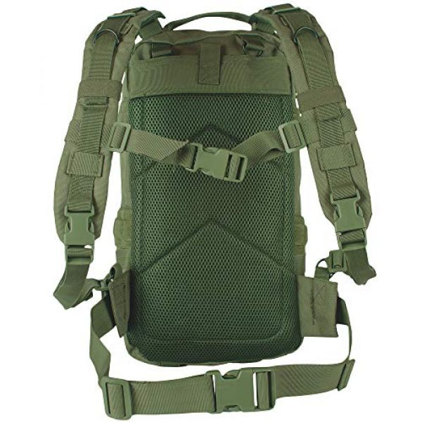 Fox Outdoor Tactical Backpack 4 Fox Outdoor Medium Transport Pack Olive Drab