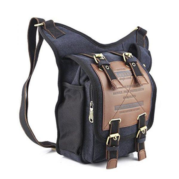 INNTURT Tactical Backpack 1 INNTURT Tactical Oxford Sling Chest Bag Molle Messenger Assault Shoulder Bag Backpack