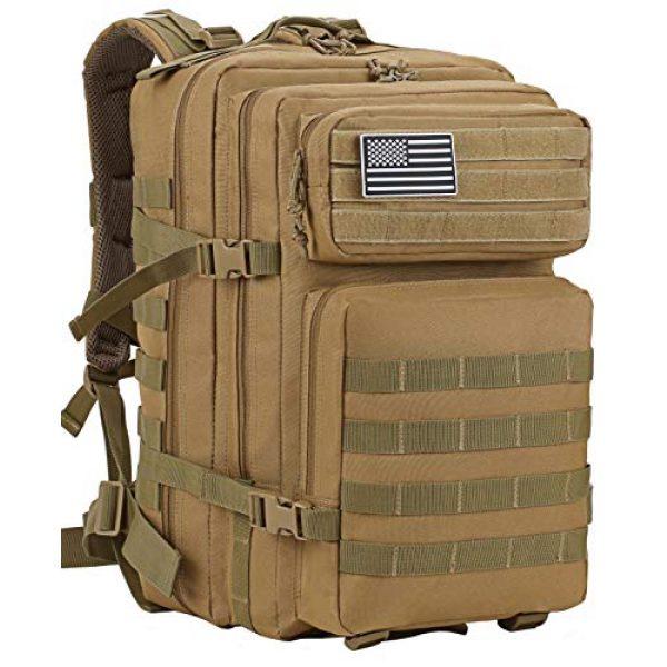 Luckin Packin Tactical Backpack 1 Luckin Packin Tactical Backpacks,Military Backpack,Rucksack Tactical Backpack,45 Liter Large