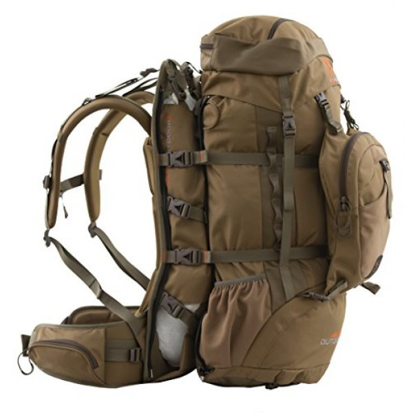 ALPS OutdoorZ Tactical Backpack 2 ALPS OutdoorZ Extreme Commander X + Pack