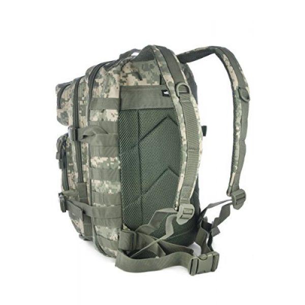 Mil-Tec Tactical Backpack 3 Mil-Tec Military Army Patrol Molle Assault Pack Tactical Combat Rucksack Backpack Bag 20L ACU Digital Camo