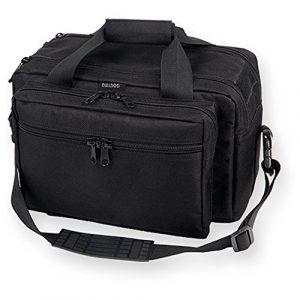 Bulldog Cases Tactical Backpack 1 Bulldog Cases X-Large Deluxe Black Range Bag with Pistol Rug