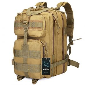 G4Free Tactical Backpack 1 G4Free Tactical Shoulder Backpack Military Survival Pack Army Molle Bug Out Bag Surplus Backpack 35L