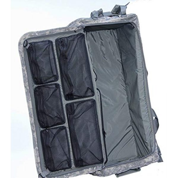 ForceProtector Gear Tactical Backpack 7 Lightfighter Loadout Bag, ABU