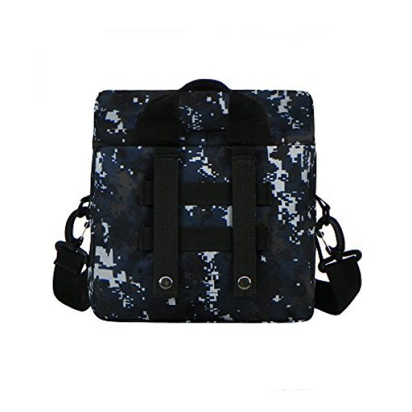East West U.S.A Tactical Backpack 3 East West U.S.A RTC522 Tactical 4 Fold Tool Medical First Aid Duffle Bag