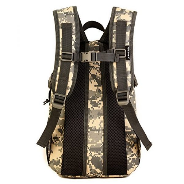 Protector Plus Tactical Backpack 2 12L Mini Daypack Military MOLLE Tactical Backpack Rucksack Gear Assault Pack