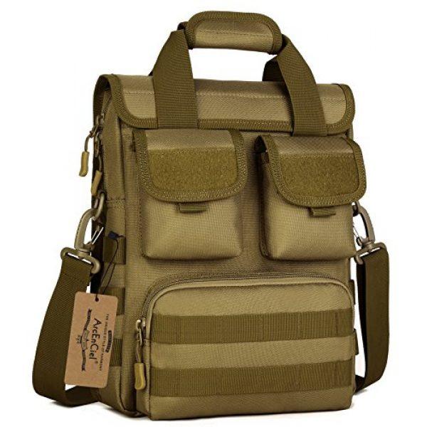 ArcEnCiel Tactical Backpack 1 ArcEnCiel Tactical Messenger Bag Men Military MOLLE Sling Shoulder Pack Briefcase Assault Gear Handbags Utility Carry Satchel