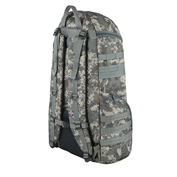 East West U.S.A Tactical Backpack 4 East West U.S.A RTC516 Tactical Camouflage Trizip Molle Hunting Camping Hiking Assault Backpack