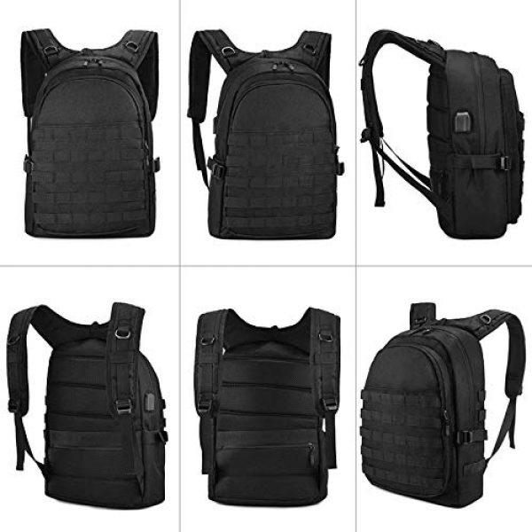 Huntvp Tactical Backpack 3 Huntvp PUBG Backpack Tactical Backpack Laptop Military College Bag Level 3
