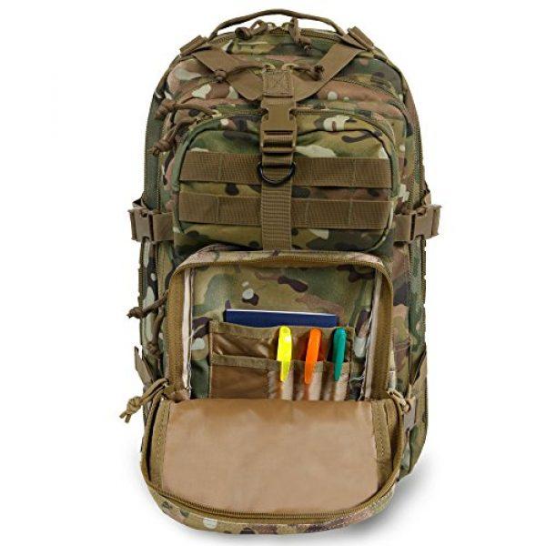 HIGHLAND TACTICAL Tactical Backpack 7 Highland Tactical Men's Vantage Tactical Backpack
