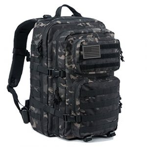 REEBOW GEAR Tactical Backpack 1 REEBOW GEAR Military Tactical Backpack 3 Day Assault Pack Army Molle Bag Backpacks Rucksack