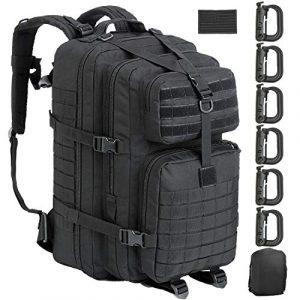 GZ XINXING Tactical Backpack 1 GZ XINXING 45L Large Military Tactical Backpack Army 3 Day Assault Pack Molle Bag Backpacks