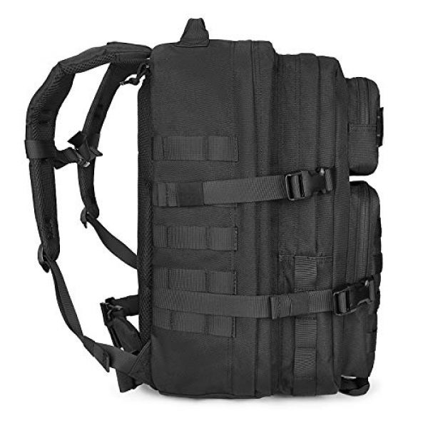 LeisonTac Tactical Backpack 2 LeisonTac Enhanced Tactical Backpack with Military ISO Standard